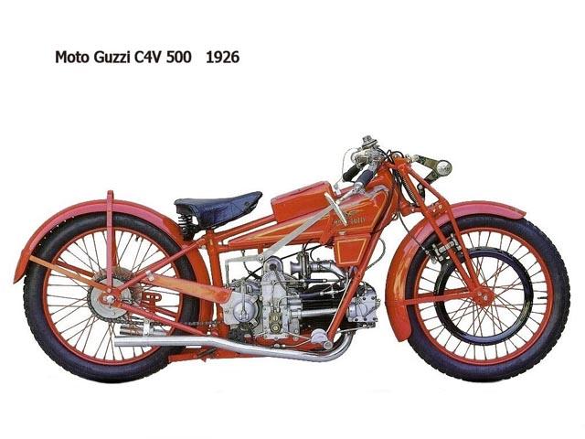 MOTOS PARA EL RECUERDO DE LOS ESPAÑOLES-http://www.guzzireal.com/images/1926b.jpg